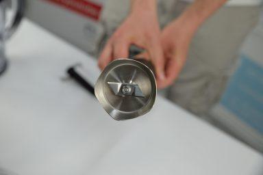 Tępe noże w blenderze ręcznym