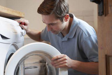 uszkodzenie elektrozaworu w pralce