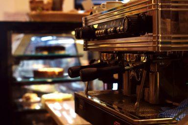 Pleśń w ekspresie do kawy