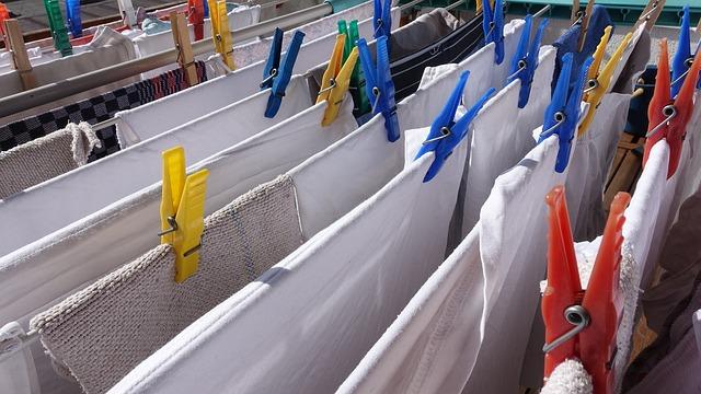 5 sposobów na pachnące pranie