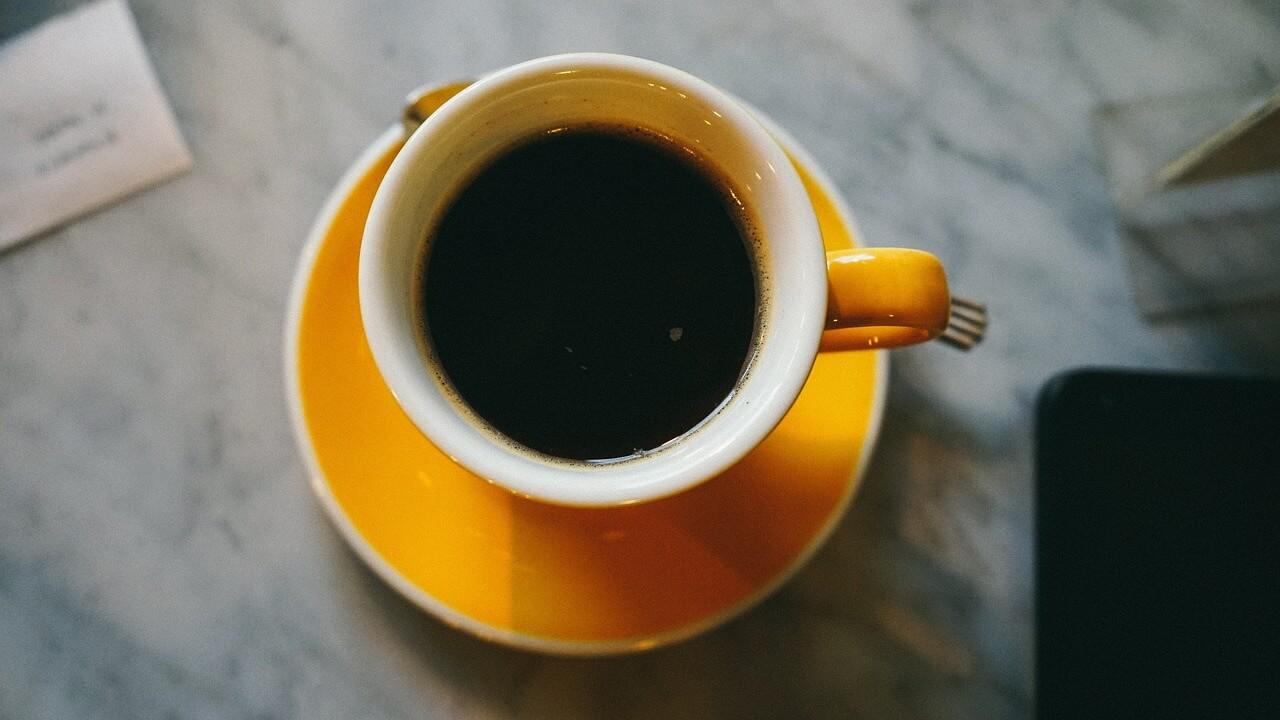 Ekspres leje za mało kawy