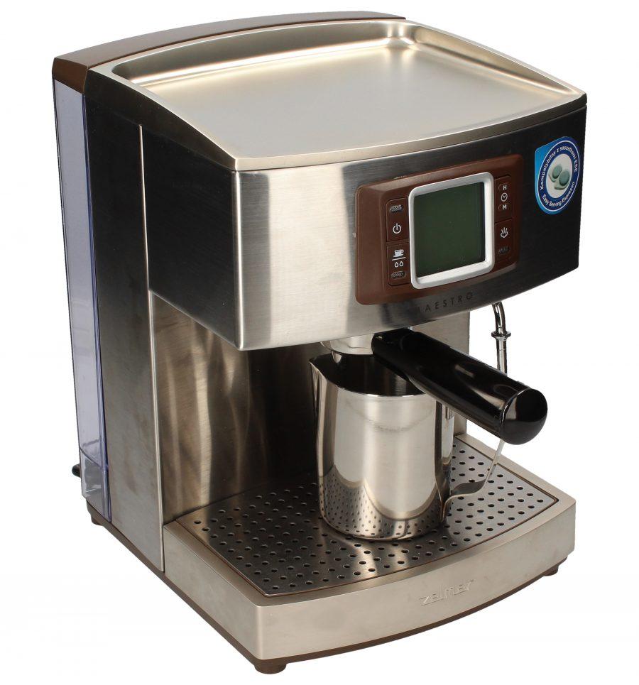 Kwaśna kawa z ekspresu ciśnieniowego