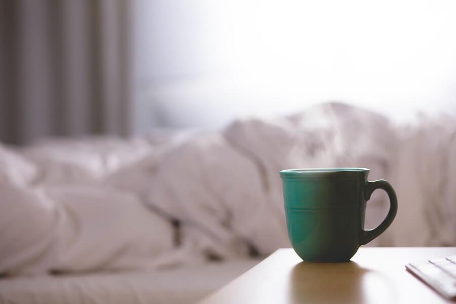 Letnia kawa z ekspresu - przyczyny