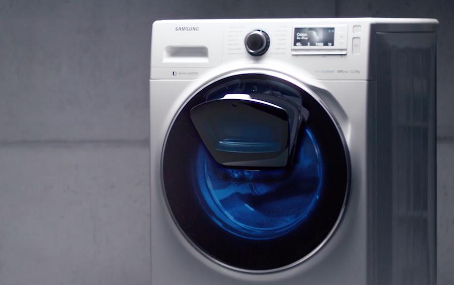 Pralka Samsung QuickDrive - recenzja sprzętu