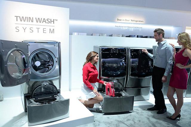 LG Twin Wash - podwójna pralka, serio?