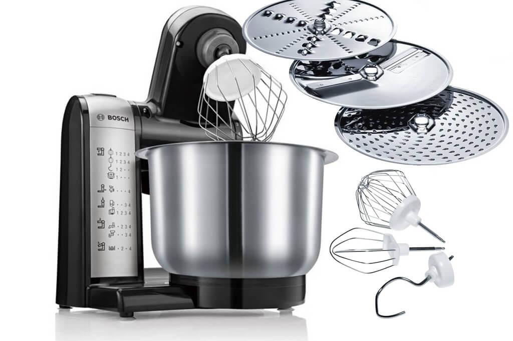 Bosch MUM58364 robot kuchenny akcesoria