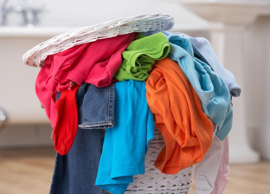 Stos prania to zmora każdej Pani Domu