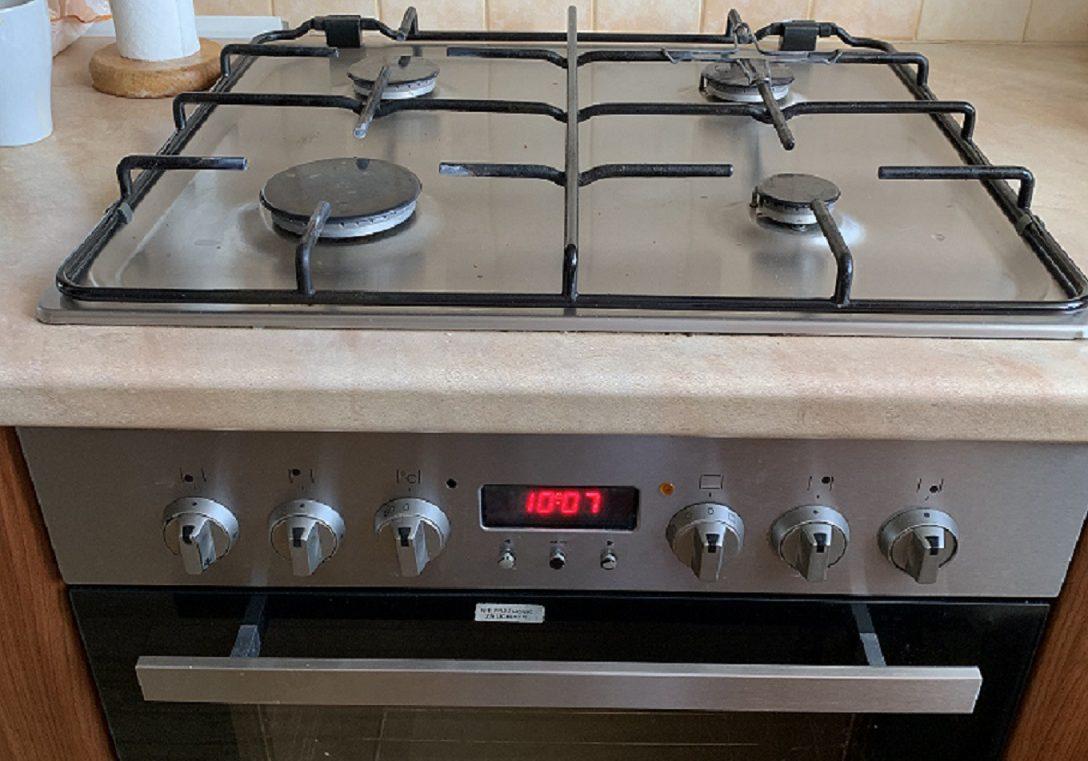Jak podłączyć kuchenkę gazową?