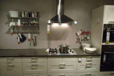 Okap kominowy do małej kuchni