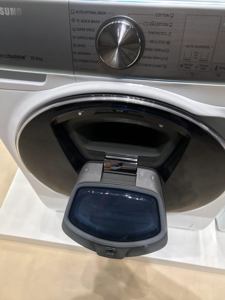 pralka sterowana smartfonem