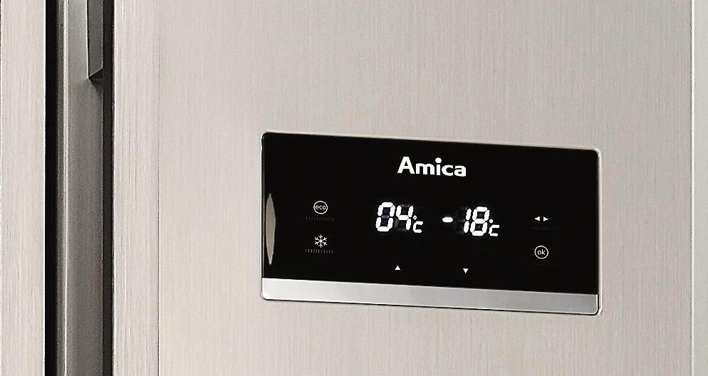 Jak ustawić temperaturę w lodówce