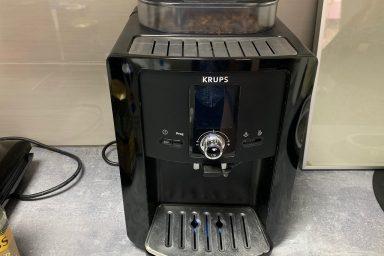 Ekspres do kawy Krups EA8108 (+1) – recenzja sprzętu