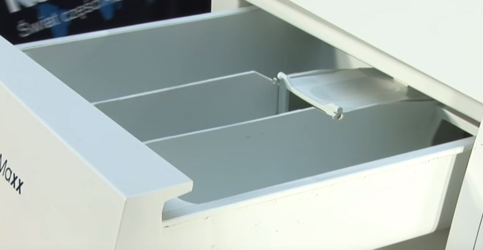 Dozownik detergentu Bosch