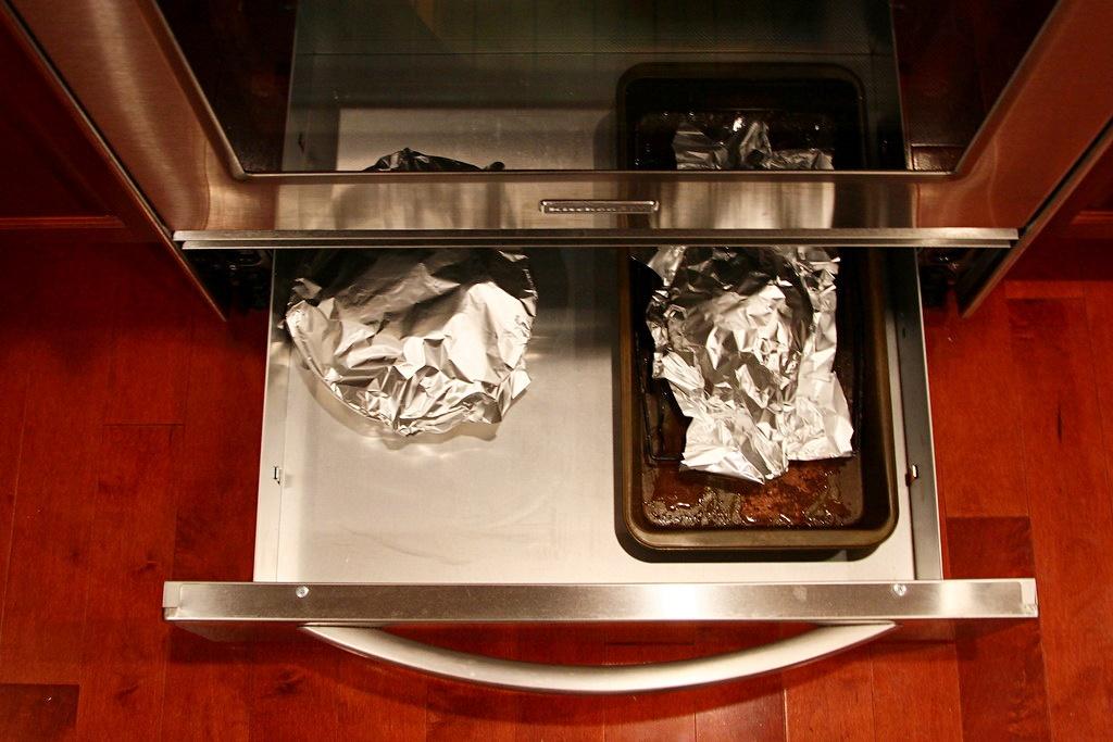 Jak działają szuflady grzewcze na naczynia