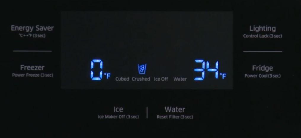 Jak uruchomić kostkarkę w lodówce