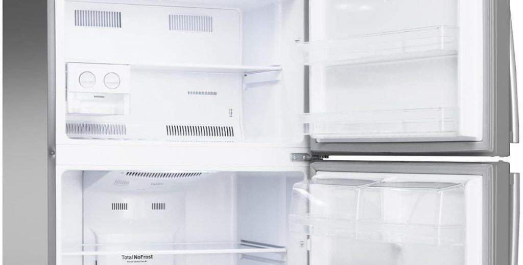 Jak uruchomić kostkarkę w lodówce7