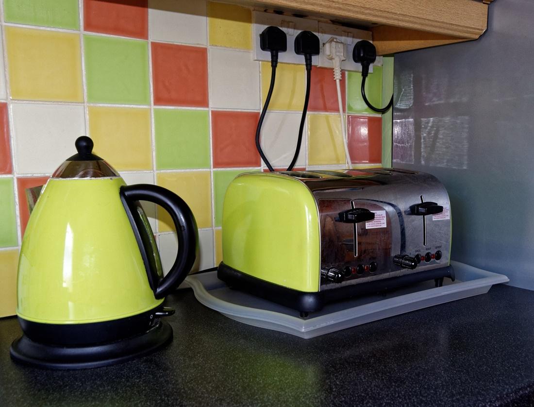 Jaki sprzęt domowy działa głośno
