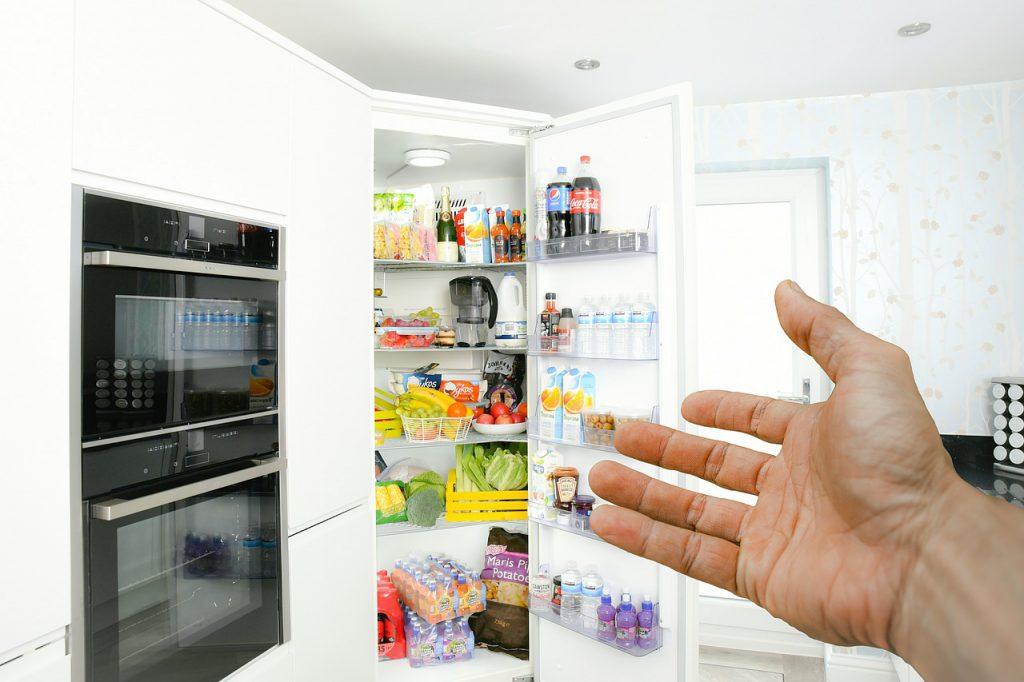 Higiena lodówki