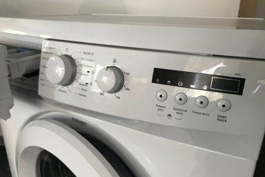 przeładowywanie bębna w pralce wiąże się z jej obciążeniem