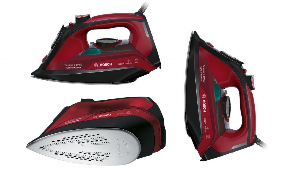 Żelazko Bosch 3000W TDA 503011P – recenzja sprzętu