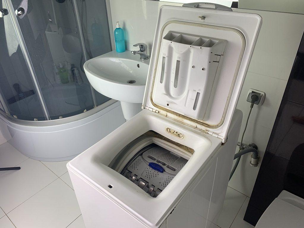 Jak działa pralka ładowana od góry