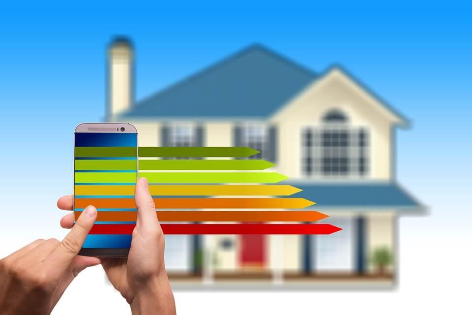 smart home - lodówka
