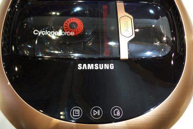 Co potrafi robot odkurzający Samsung POWERbot VR20M707PWD