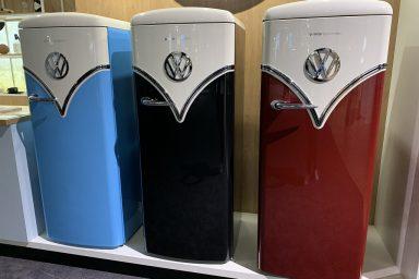 Lodówka Gorenje OBRB153 Special Edition VW
