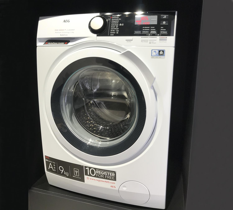 Pralka AEG 7000 series lavamat - co ma w sobie