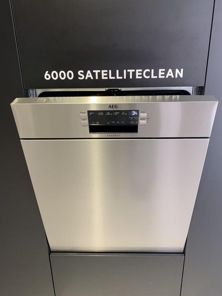 Zmywarka AEG 6000 Satellite Clean