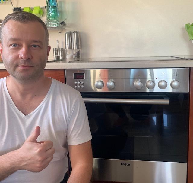 zmiana pokretel w kuchence