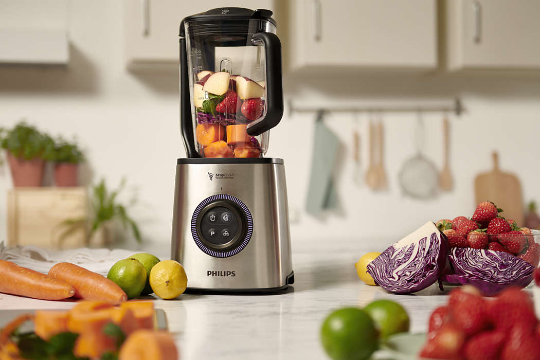 Blender próżniowy Philips HR3752/00 – recenzja
