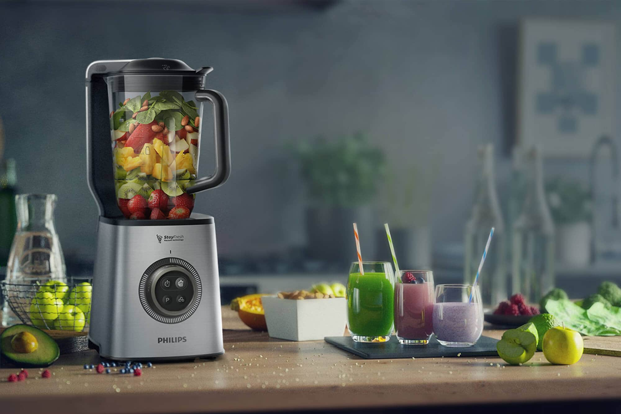 Blender próżniowy Philips HR37520/00 – recenzja