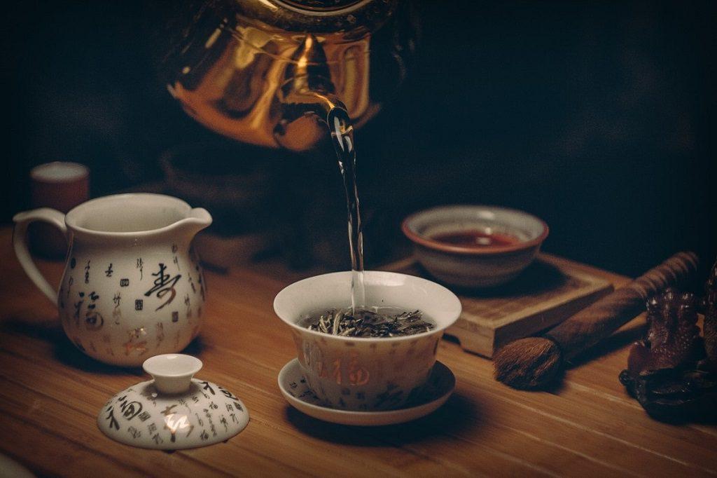 Poznaj zalety picia herbaty