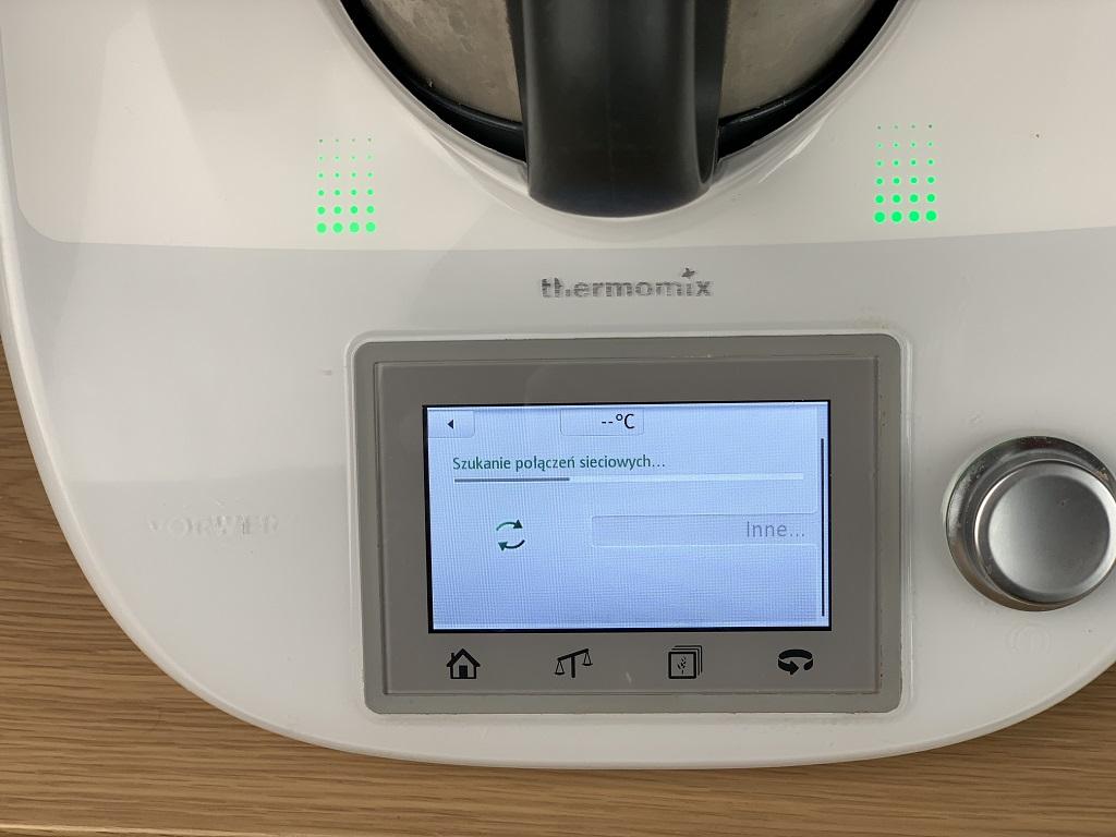 Podłączamy Thermomix do sieci Wi-Fi