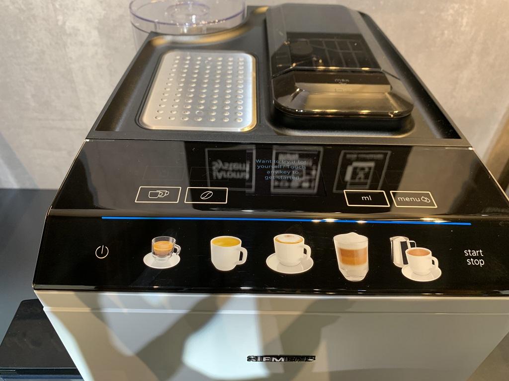 Ten model ekspresu jest idealnym wyborem dla wszystkich miłośników kawy
