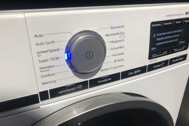 automatyczne dozowanie w pralce