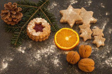 Święta w kuchni – pomysł na pierniki i ciasteczka!