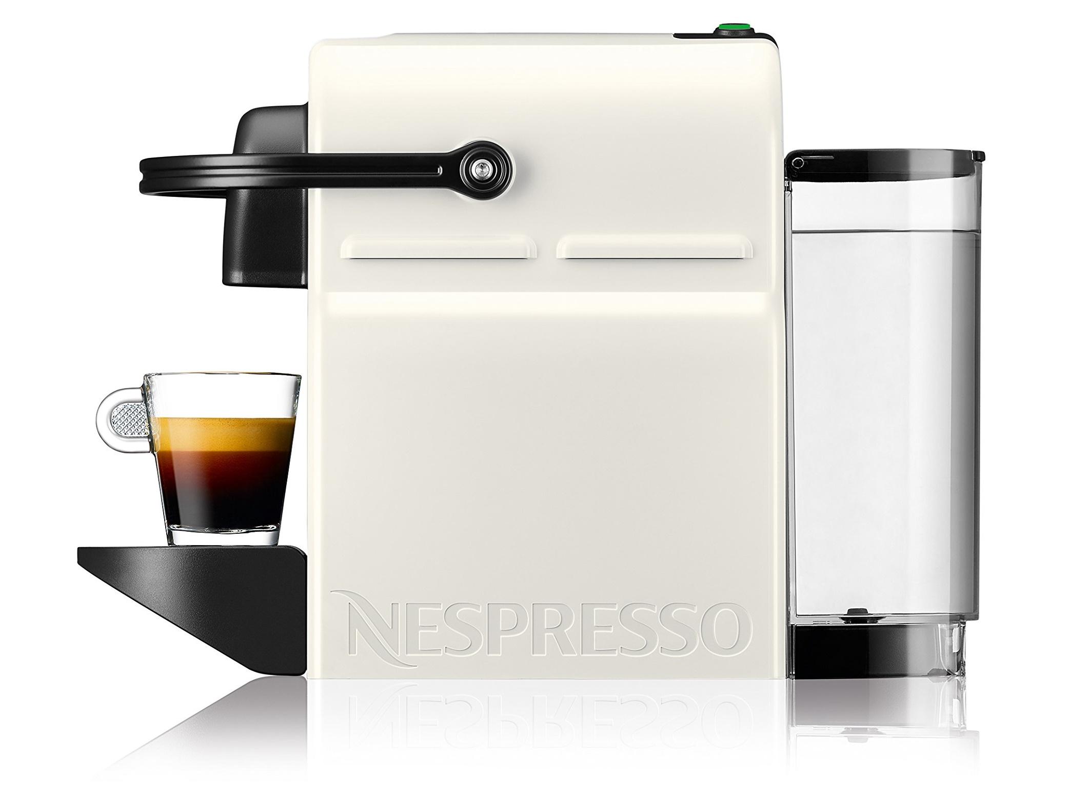 Ekspres kapsułkowy Krups Nespresso Inissia XN1001 – recenzja