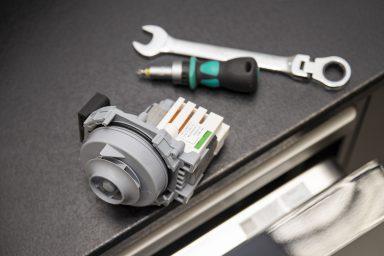 Błąd E09 w zmywarkach Bosch Siemens