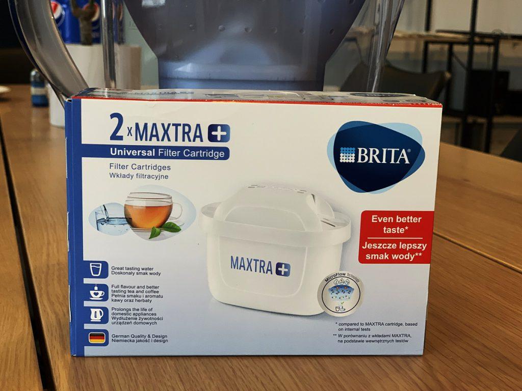 Filtr Brita Maxtra i jego właściwości
