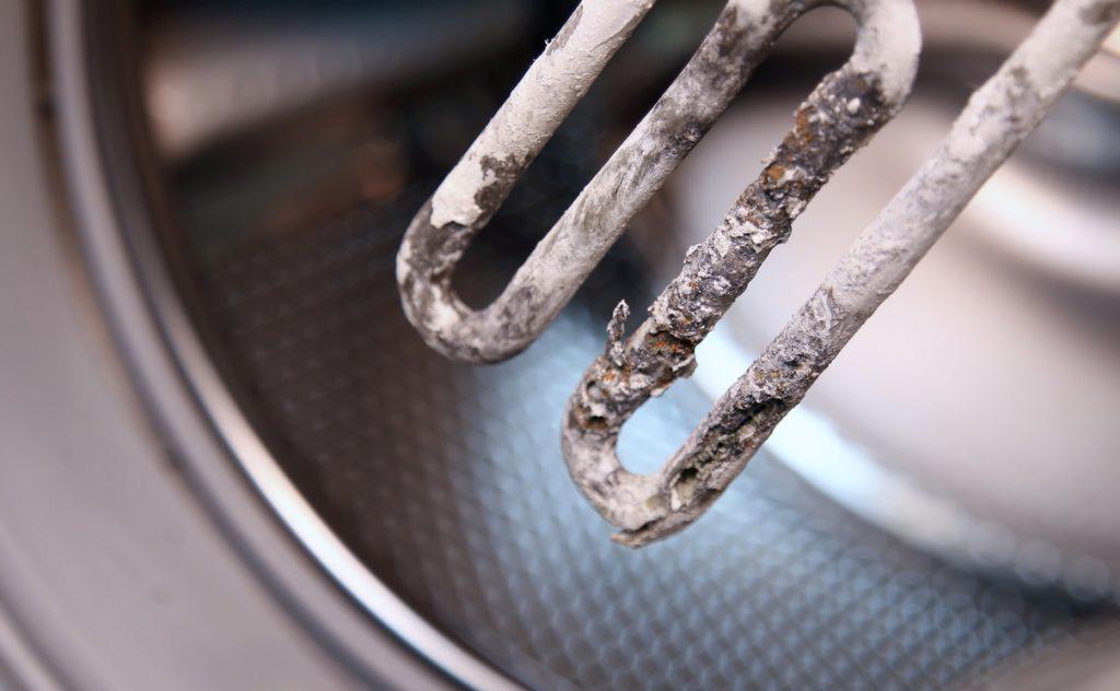 Wybijanie korków podczas prania