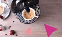 słaba kawa w ekspresie