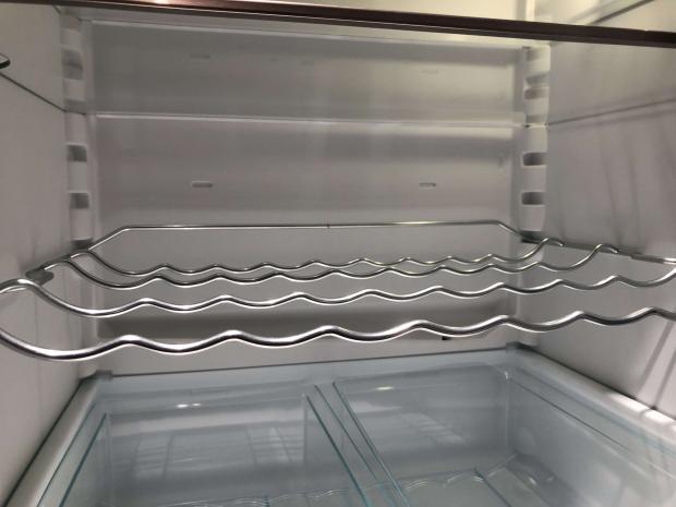 półka na butelki do lodówki