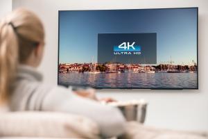 Kabel HDMI 1m Premium - kobiet - telewizor