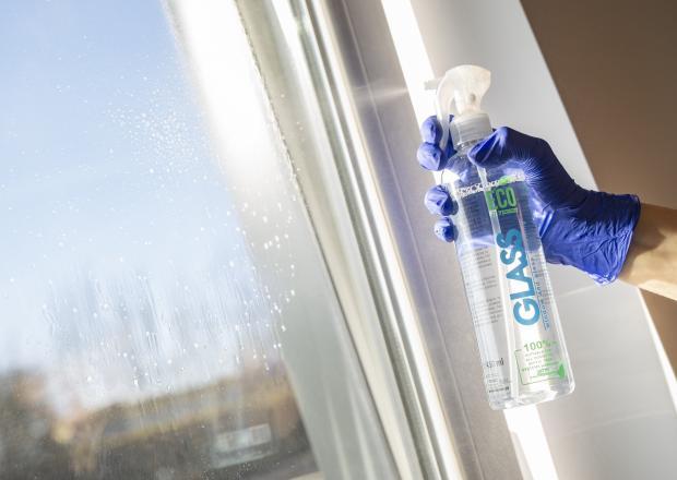 Płyn do czyszczenia okien