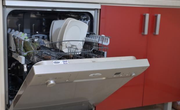 Jak wyczyścić zmywarkę?