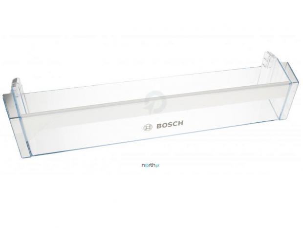 półka dolna drzwi lodówki Bosch