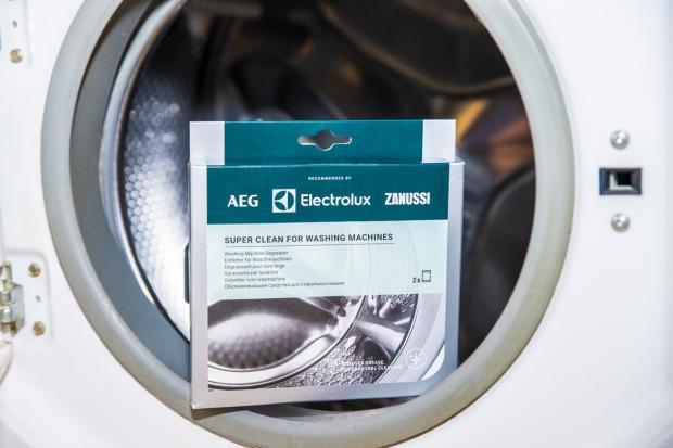 Electrolux odtłuszczacz do pralki