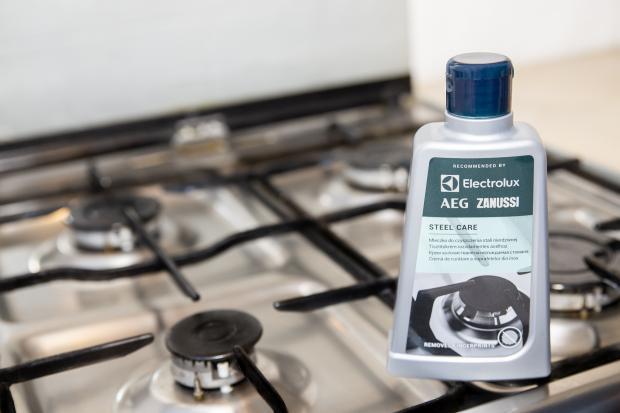 Czym czyścić kuchenke ze stali